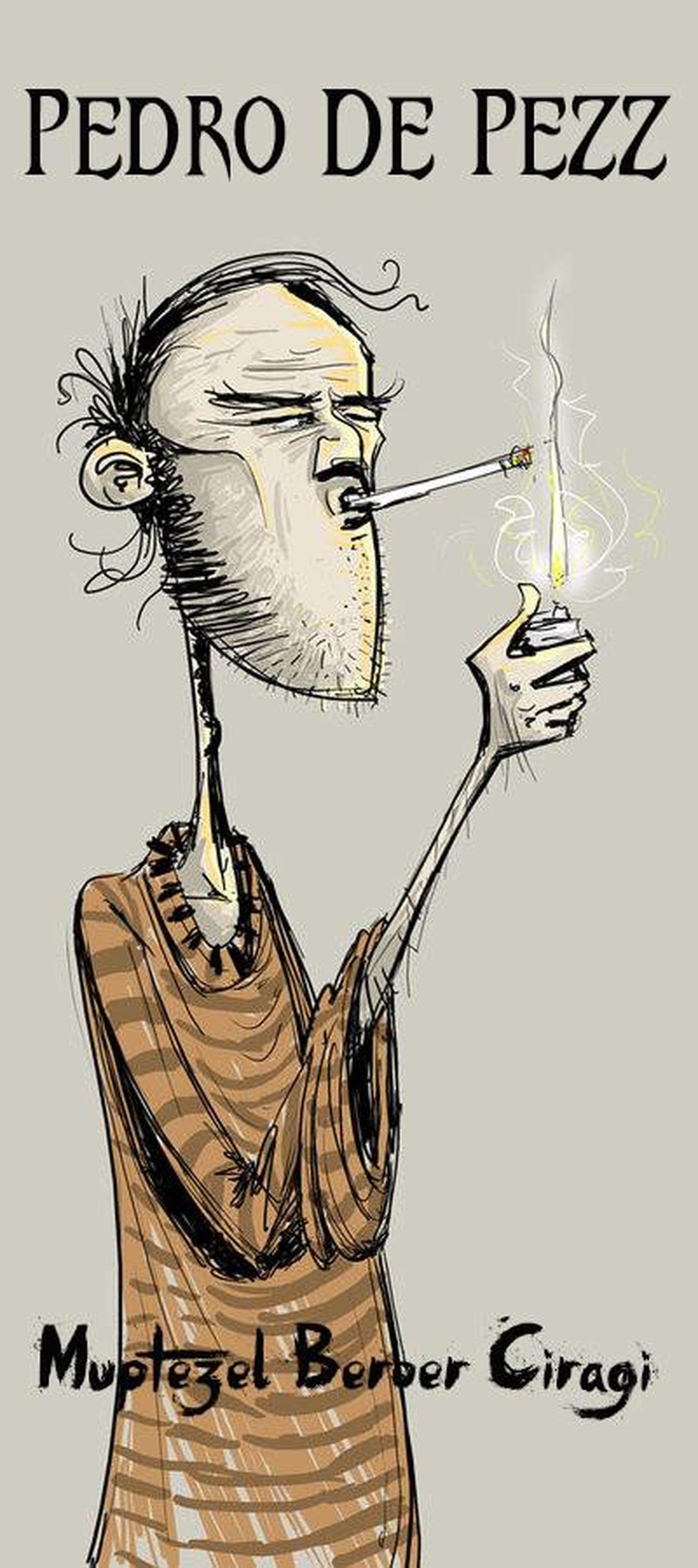 Rap Abstract Cigarette  Pedro Pedro De Pezz maafaka !