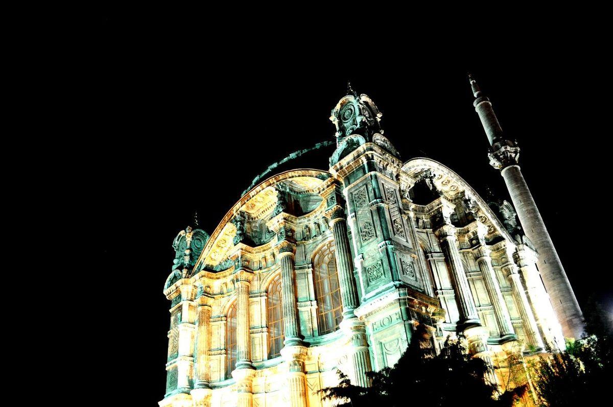 BüyükMecidiyeCamii Mosque Islam Nikon Dslr Bosphorus Ortaköy