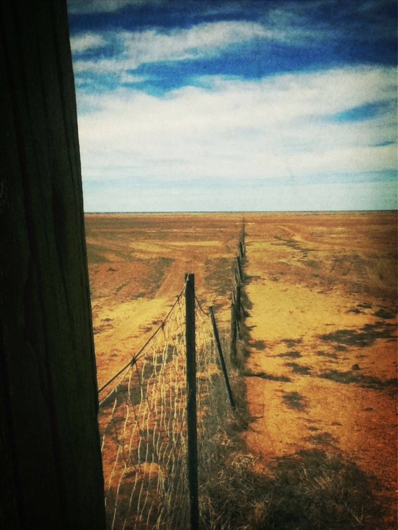 The Rabbit Proof Fence