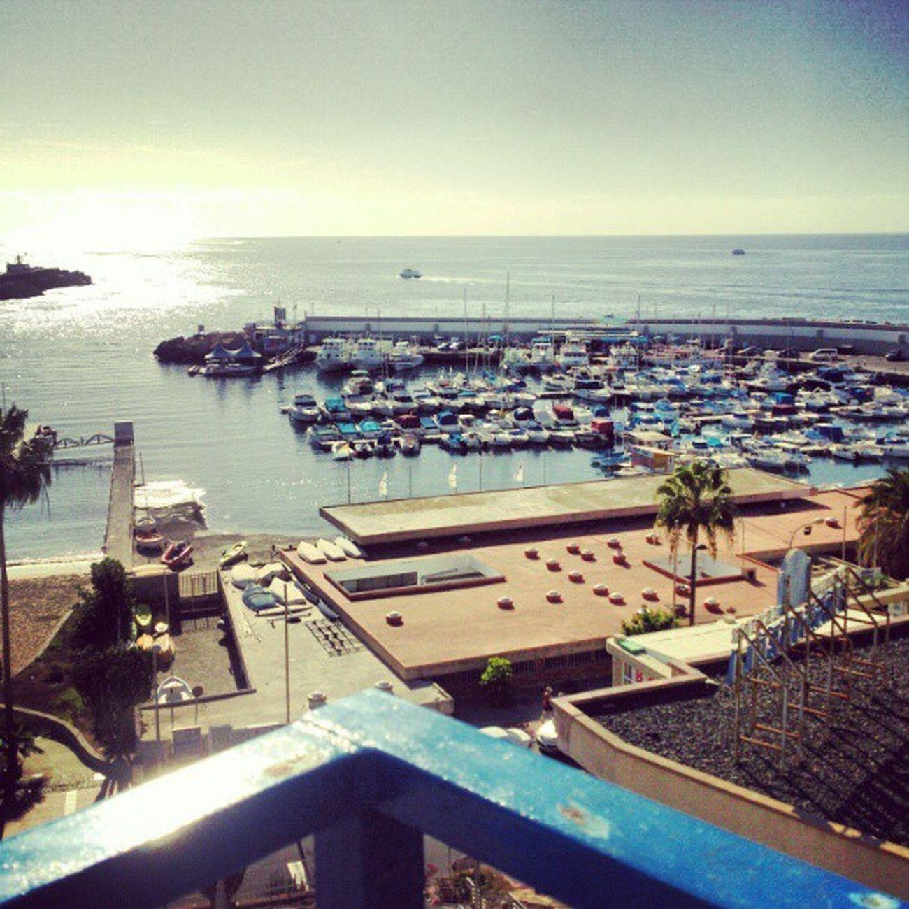 Puerto Rico, Gran Canaria Puertorico Mog án GranCanaria Canarias IslasCanarias CanaryIslands Puerto Playa Port Beach Bay Sol Sun Sunny SunnyDay