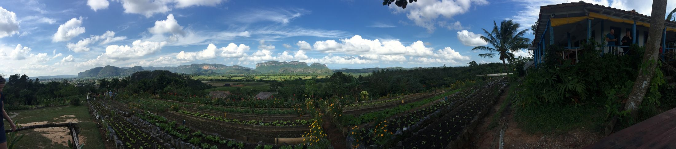 Cuba Sky Architecture Mountain Cloud - Sky Nature Landscape Agriculture Panoramic Tree Tranquility