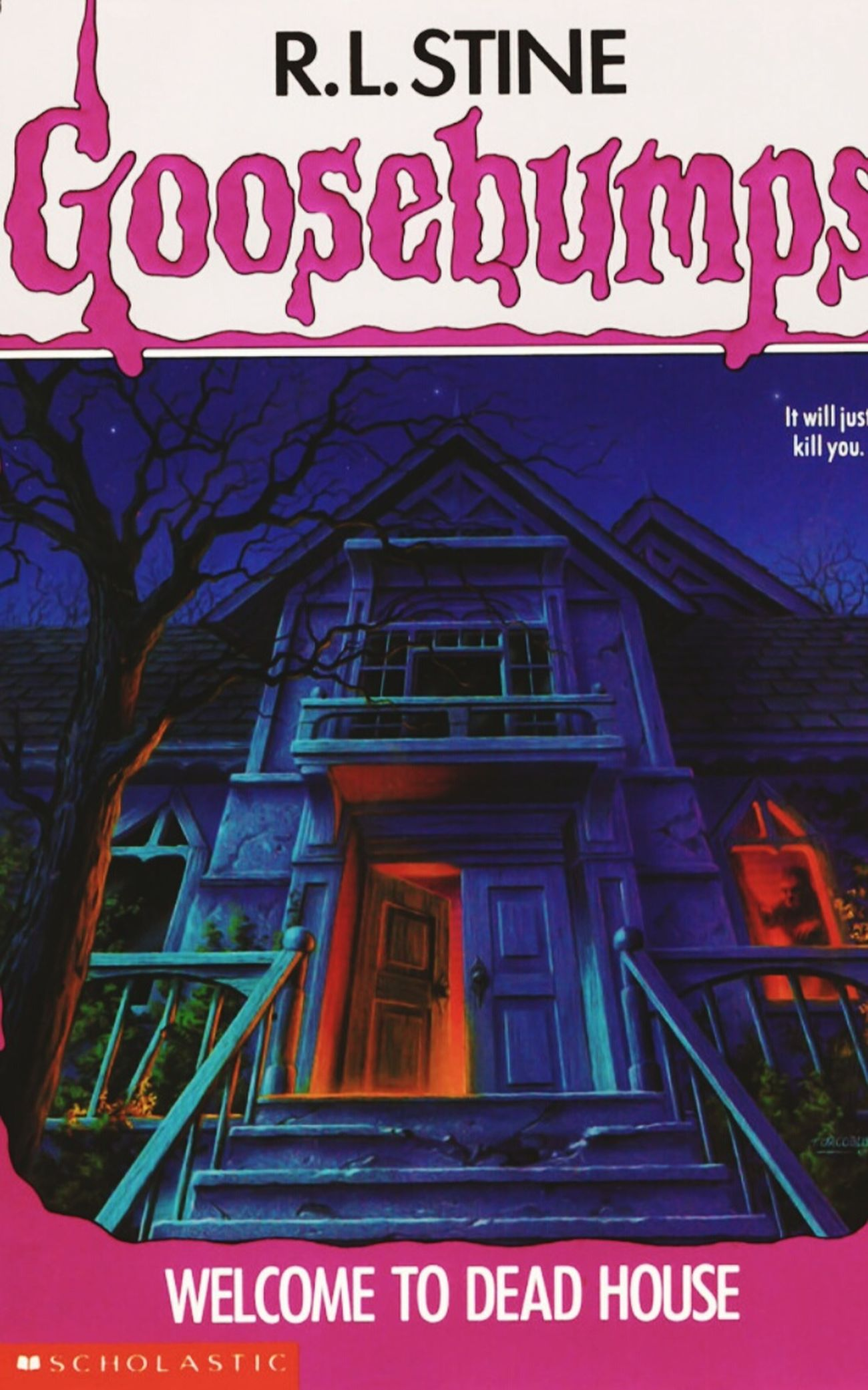 the another great book from ❤📚 Books ♥ R.L Stine