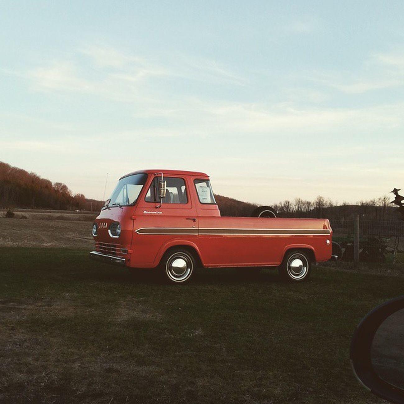 Ford econoline '65 Econoline Ford Cutetruck