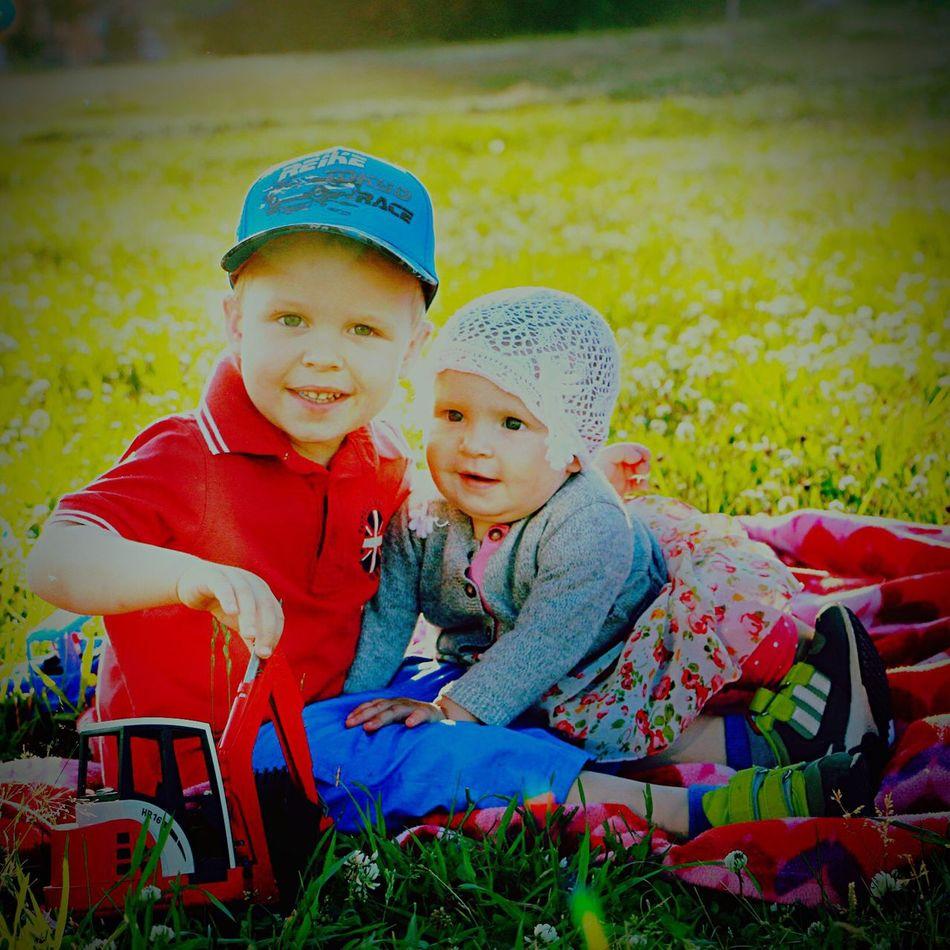 Моя первая работа Детки конфетки First Eyeem Photo