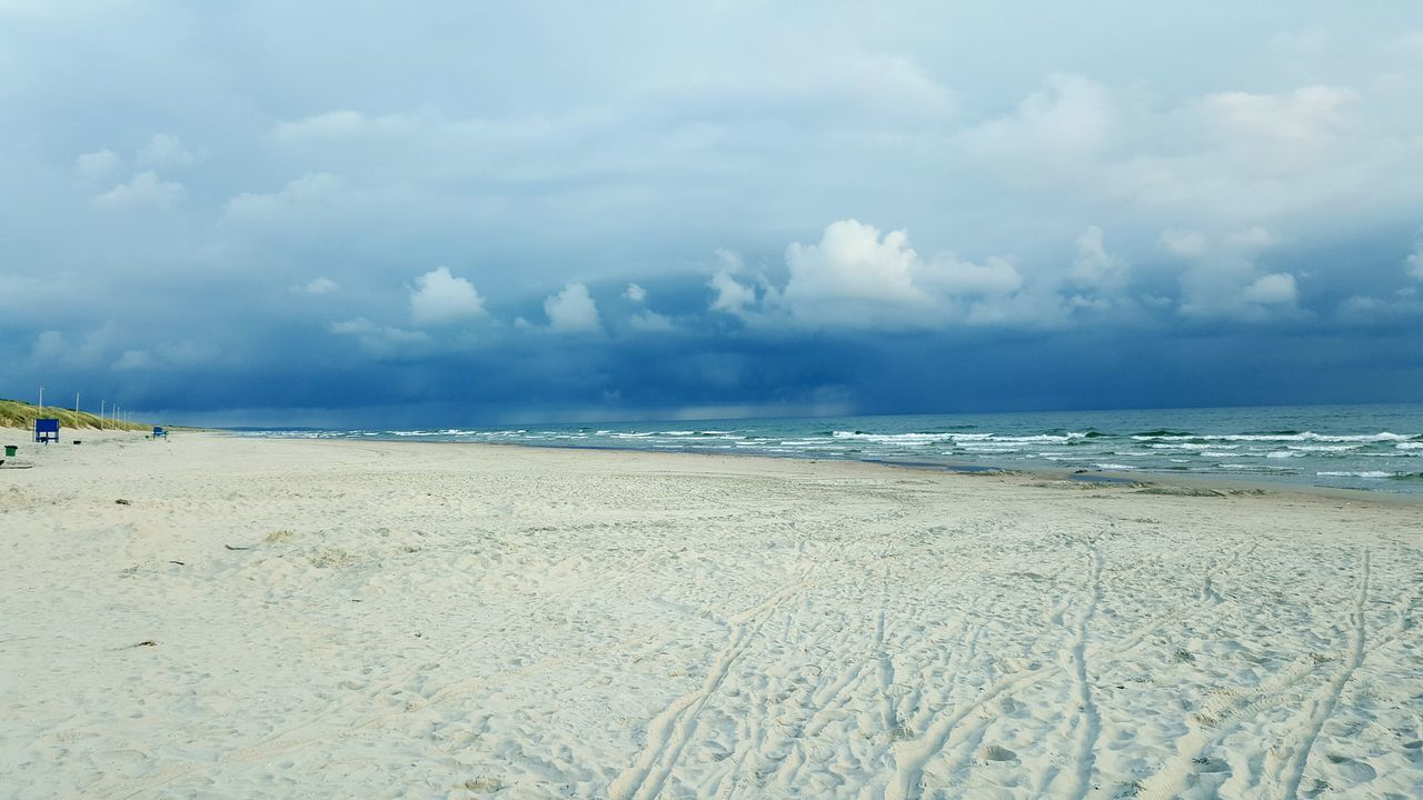 Sea Summer Nature Landscape Marine Sky And Clouds Beautiful Nature Beach Walking Around Relaxing