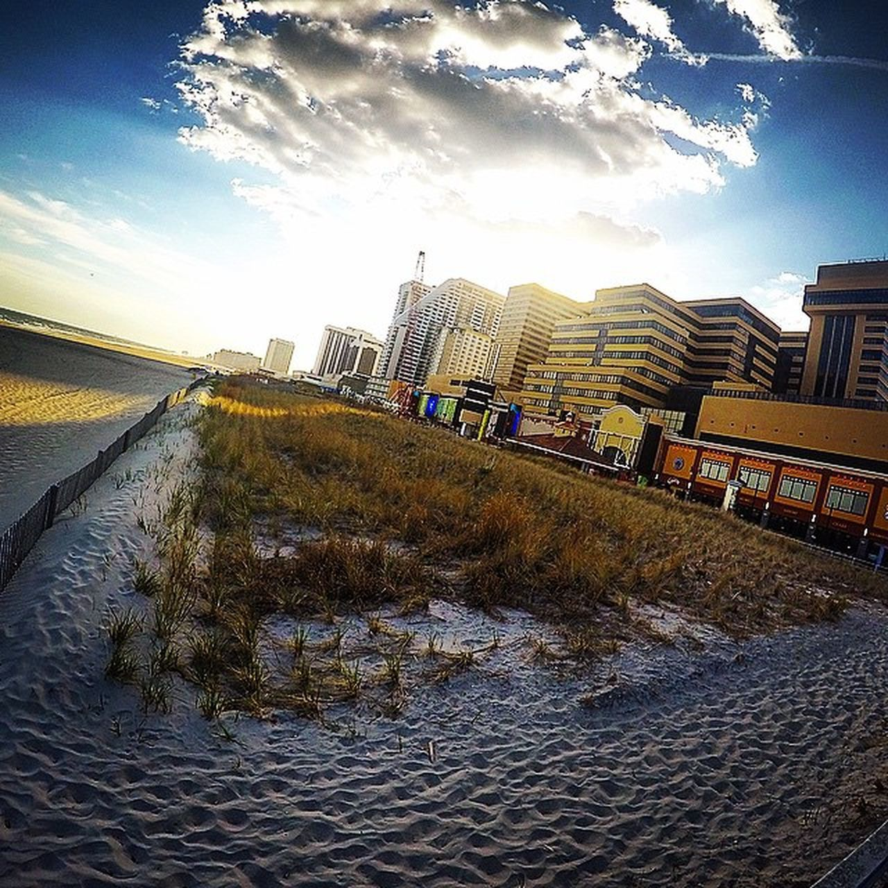 Doac Tropicana Beach Acbeach Sunset Gopro Goprouniverse Atlanticcity
