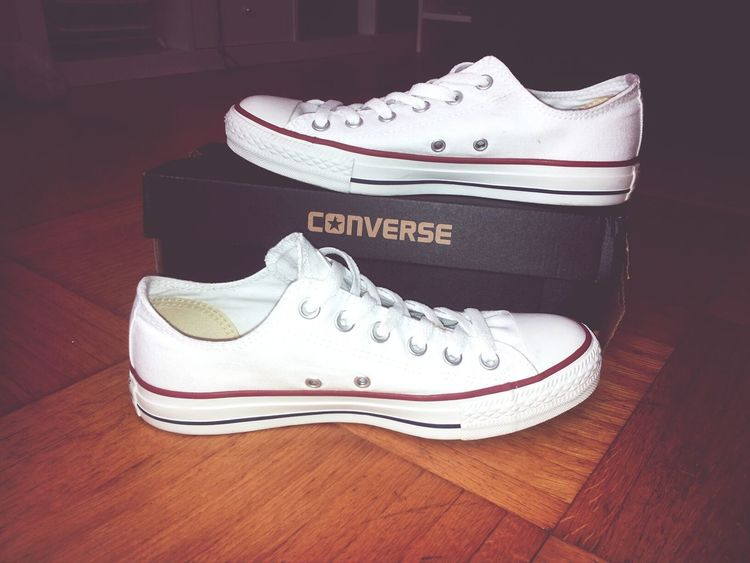 new converse. Peace ✌