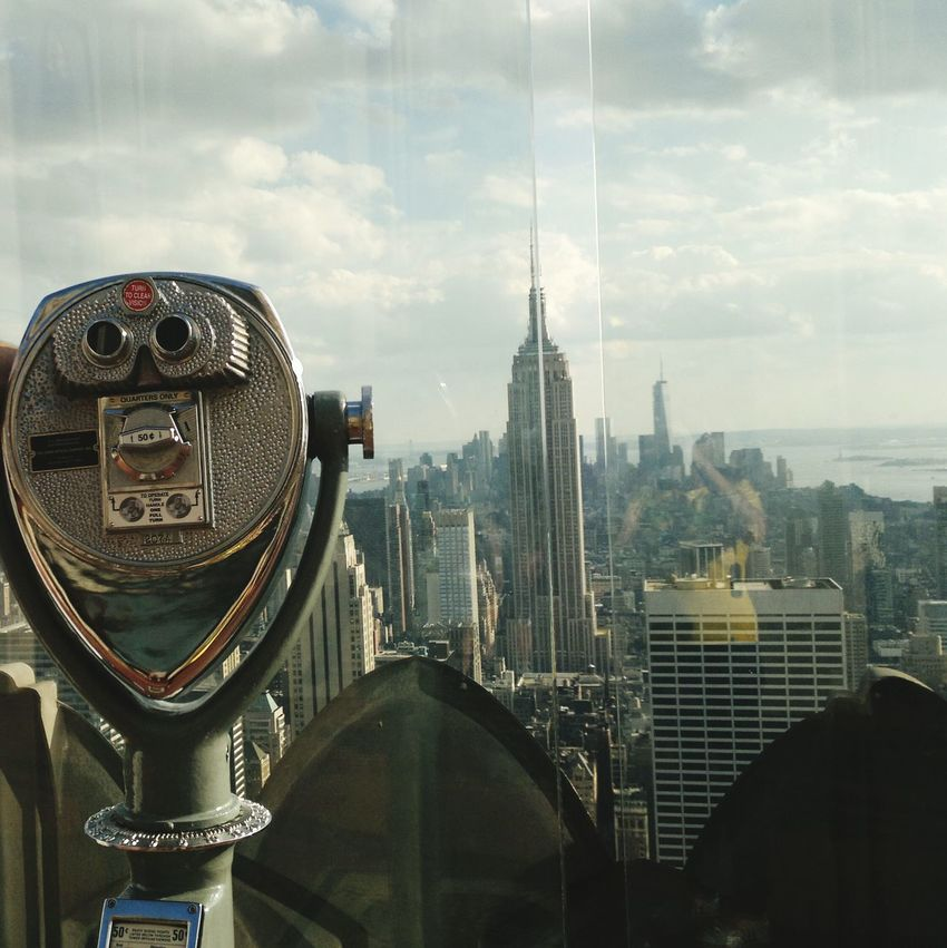 Top Of The Rock New York City Empire State Building Manhattan Goodmoments United States EUA Centre Of The World Topoftheworld Manhattan New York Manhattan, New York City Manhattanview Center Of Town
