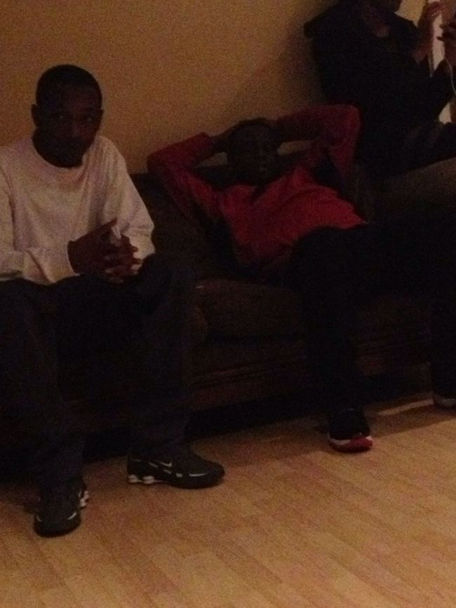 Chilling With My Cousins Dooney And Dough I❤