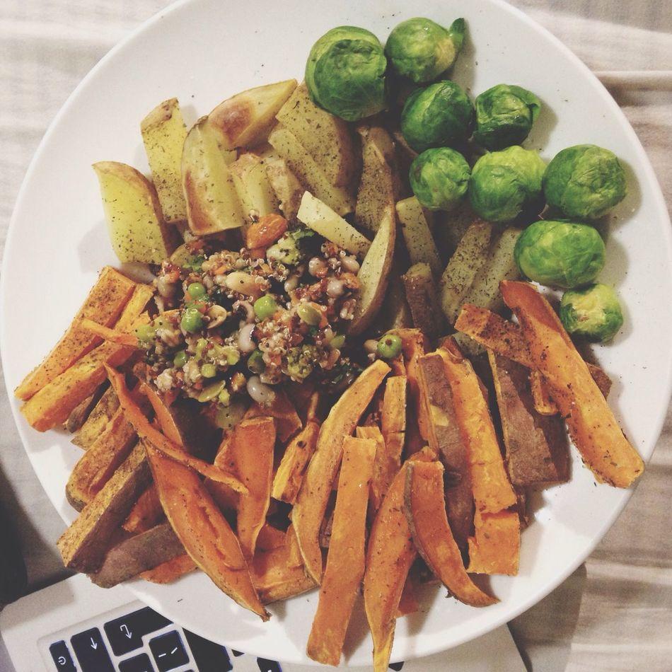 Vegan Hclf Dinner Delicious