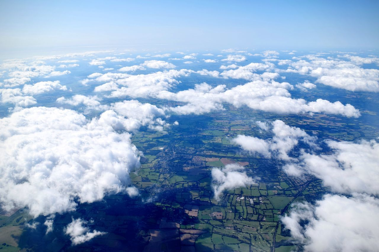 Aerial View Cloud Cloudporn Cloudy Dramatic Sky England Fields Ground From Above Majestic Nature_collection Outdoors Perspective Plane Shot Power In Nature Sky Sky_collection Top Perspective Uk Weather World