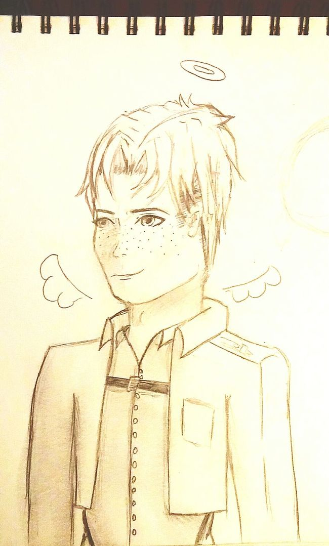 Marco Bodt Unfinished Sketch... Work In Progress Drawing Aot Snk Attack On Titan