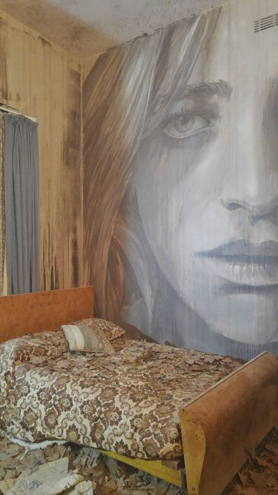 Rone Streetartist Streetart Theomegaproject Alphington Yarrabend EyeEm Best Shots Picoftheday