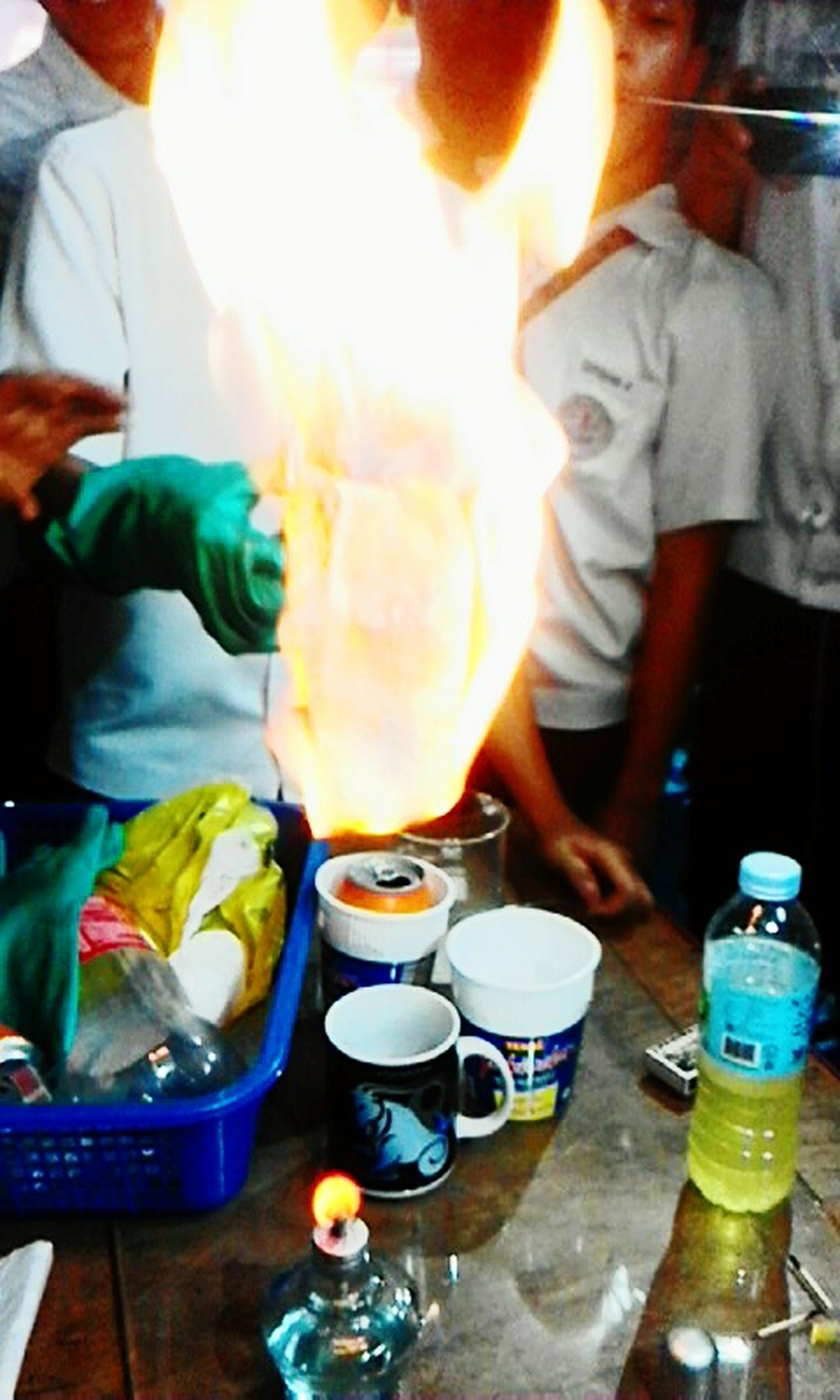Money On Fire Experiment Money Salt And 40% Solution Money And Fire Investigation Apparatus Chemicals Chemical Reaction School Activities Teacher Students