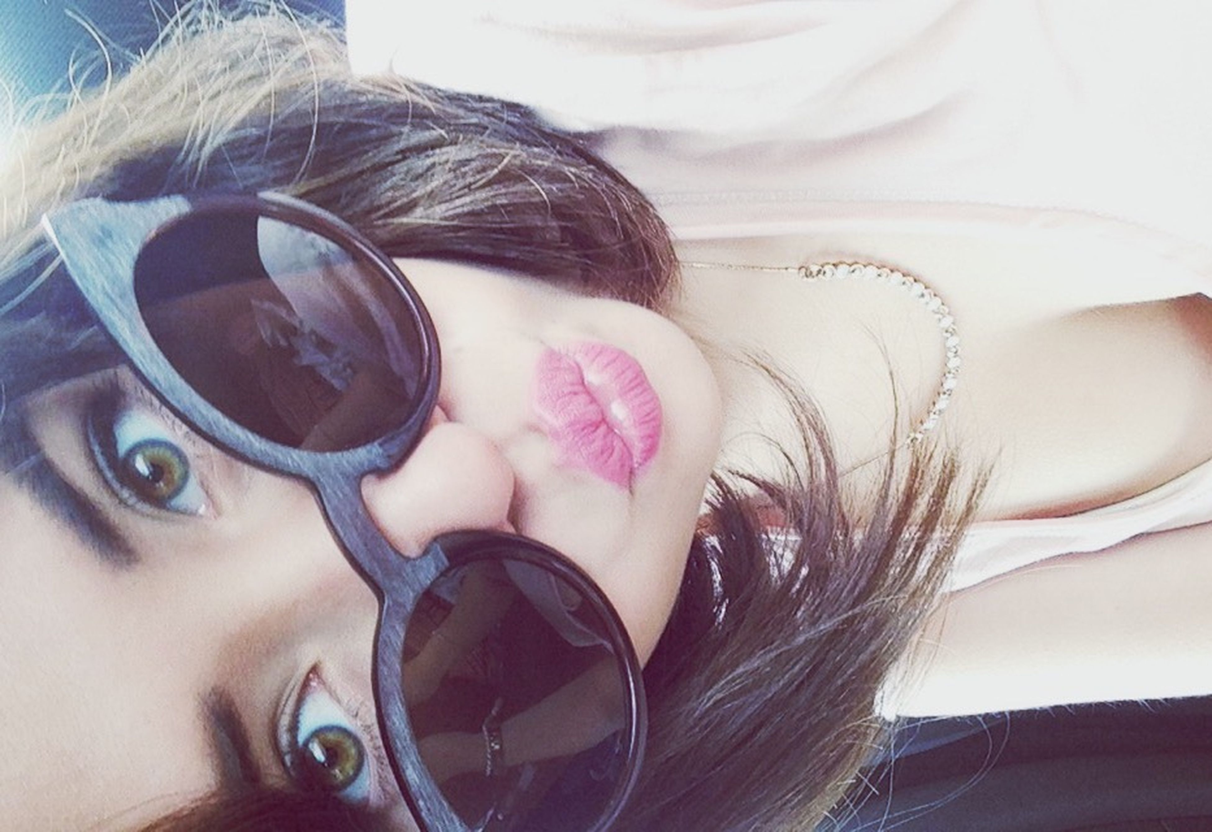 young women, young adult, lifestyles, headshot, person, leisure activity, close-up, sunglasses, long hair, looking at camera, portrait, front view, human face, femininity, focus on foreground