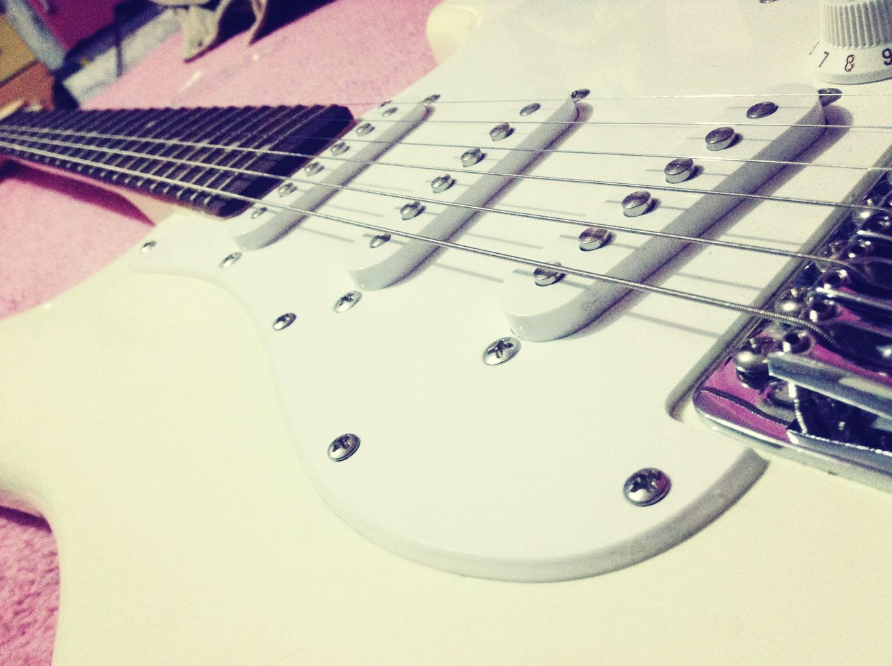 I Love My Guitar ?
