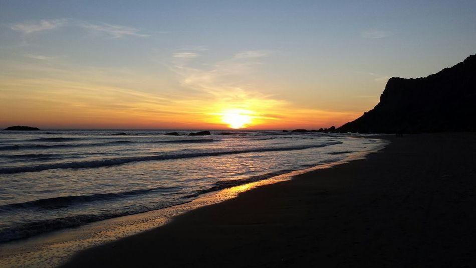 Sunset Sea Beach Home
