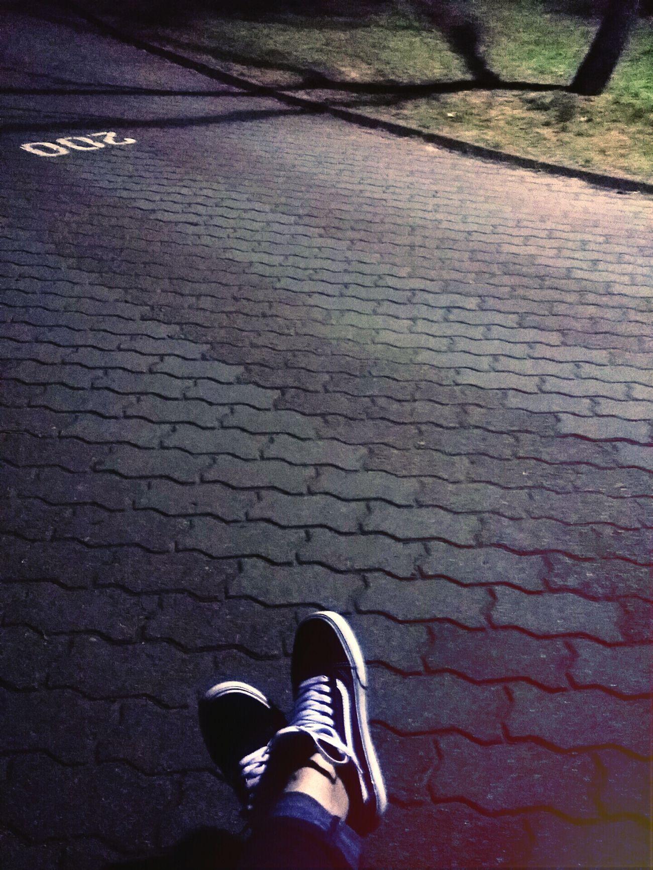 Shoes Slipon Vans Old School Style