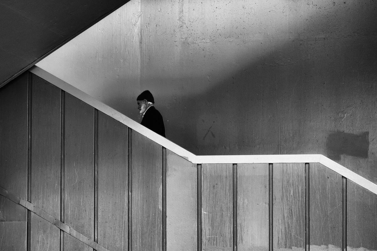 Galata Bridge Bestoftheday Black & White Black And White Blackandwhite Blackandwhite Photography Day EyeEm Best Shots Fine Art Photography Graphic Stairs Street Street Photography Streetphoto_bw Streetphotography