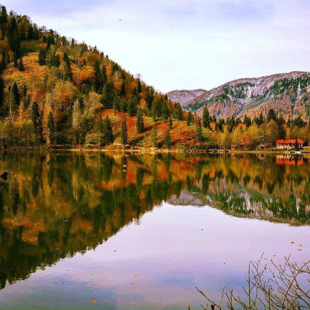 Karagölyaylası Borçka Artvin Turkey Reflection Autumn Beauty In Nature Lake Relaxing Traveling View Open Edit Hello World Traveler Enjoying Life Beauty In Nature Water Reflections Myobjektive