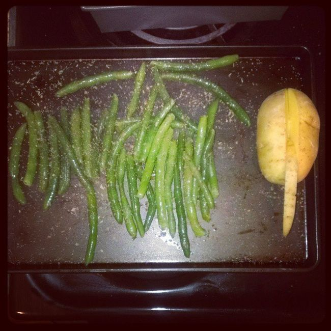 Freshgreenbeans Potato