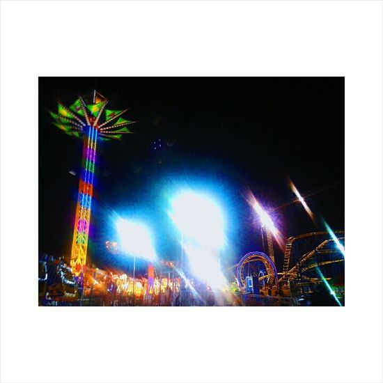 Random ligths ✨ Play land park Panamá Architecture Taking Photos View Hello World