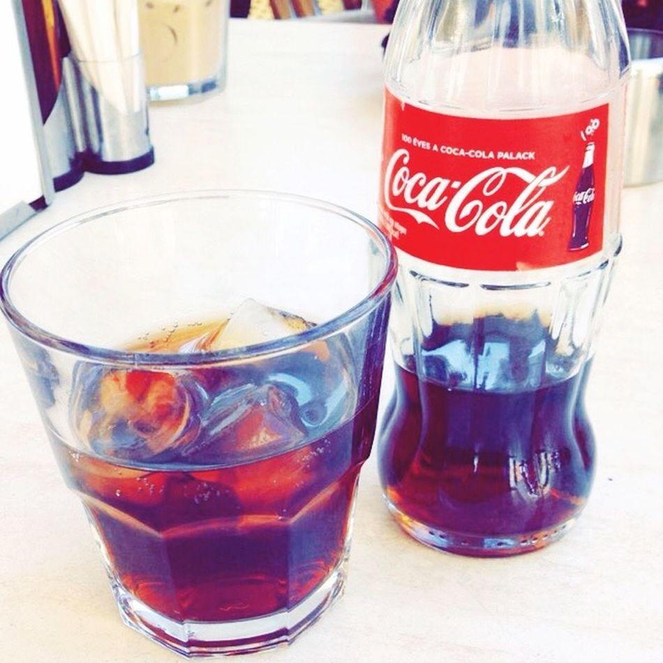 Drinking Coke Friends Happy Budapest