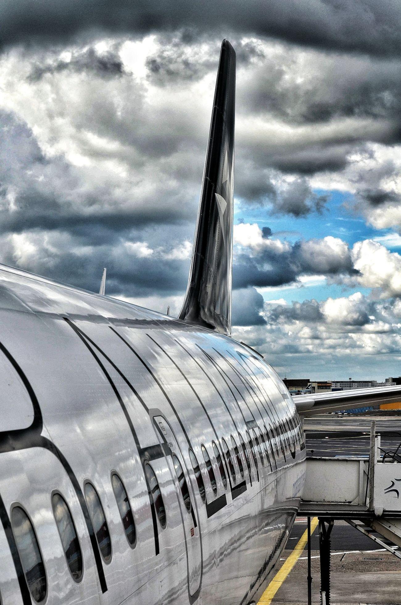Croatia Airlines Eye4photography  Cloudporn Plane