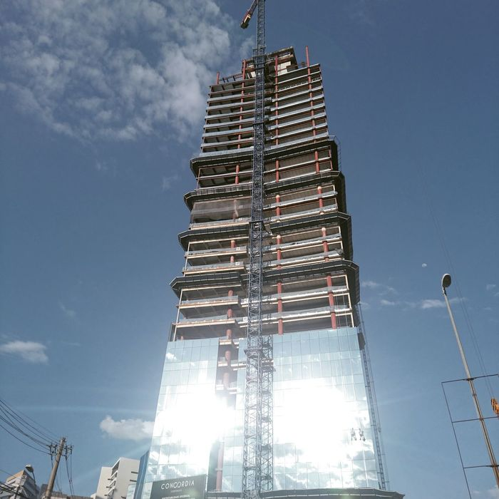 Skyscraper Construction Architecture Belohorizonte Nova Lima Vale Do Sereno Ivan_mont