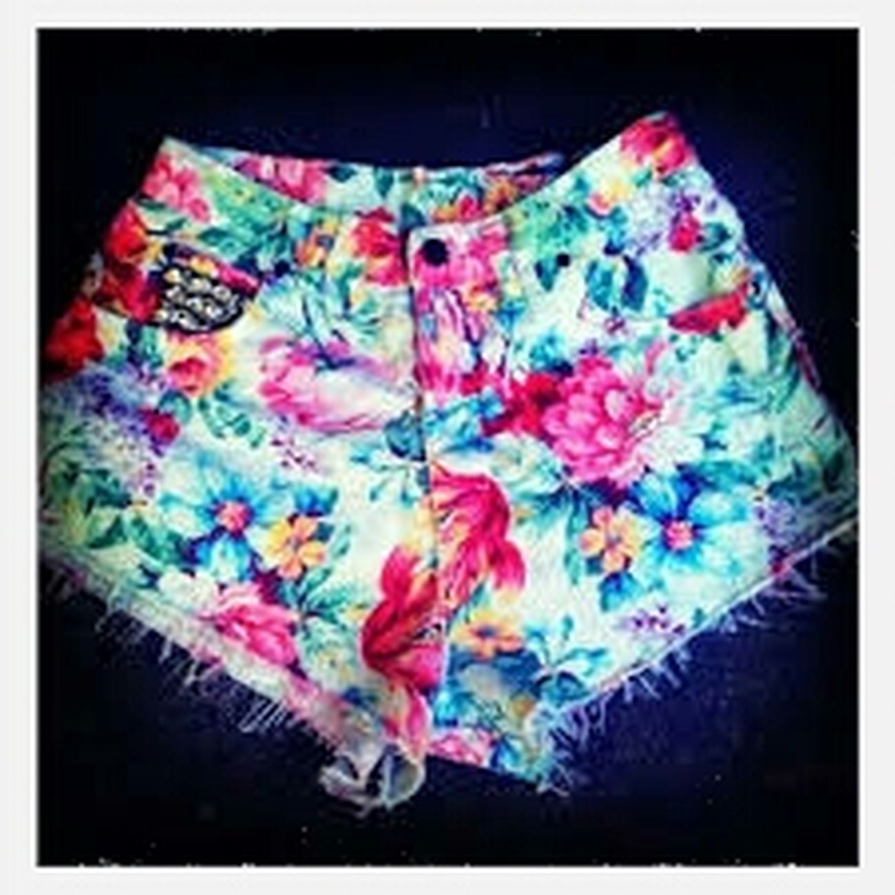 Cute or ugly Girly Outfit Shorts Floral Fashion