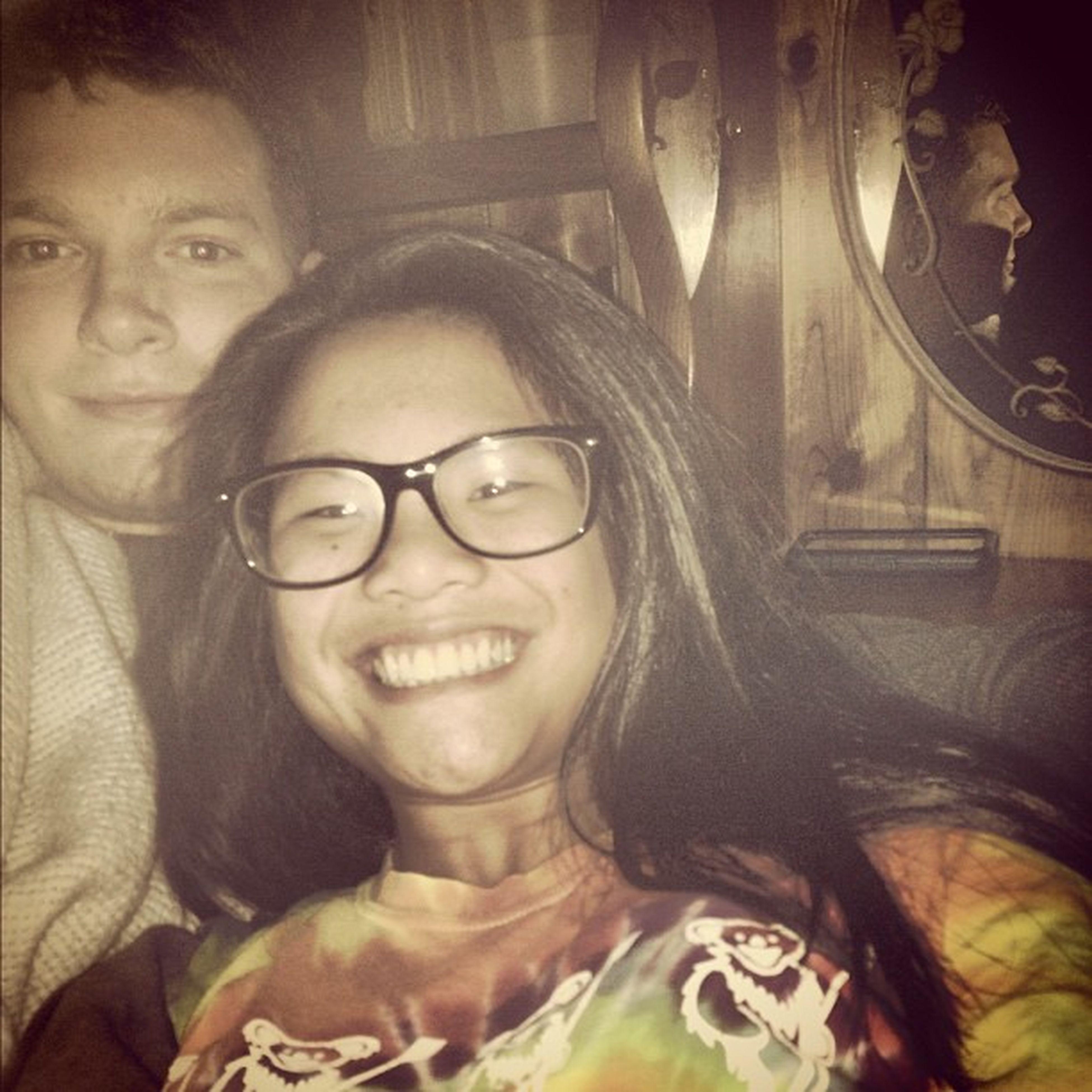 Arn't we just so cute? JakesGlasses Dork NerdStatus IthinkWeAreCute Imwierd