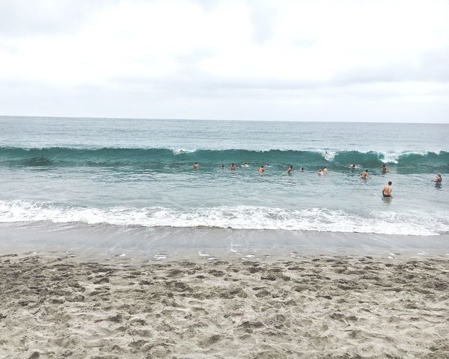 People And Places Los Frailes Beach Manabí Beach Waves Swimming