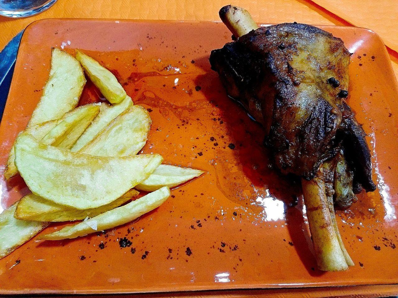 Típico Spanish Food Cordero Lams Meat que se te gusta Foodpics Food Photography Foodspotting