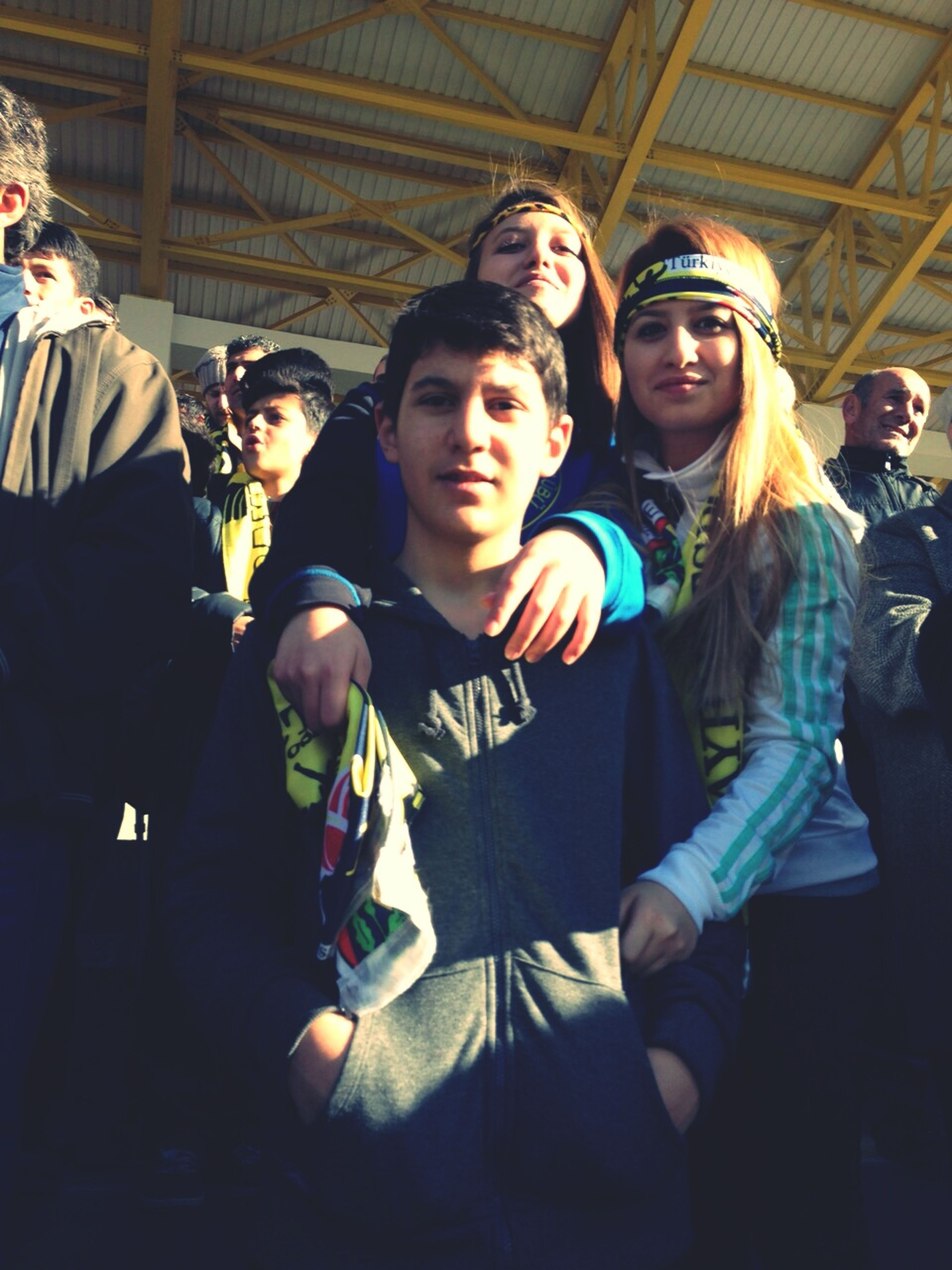 Fenerbahçe SK Tribün Aşkı 💙💛