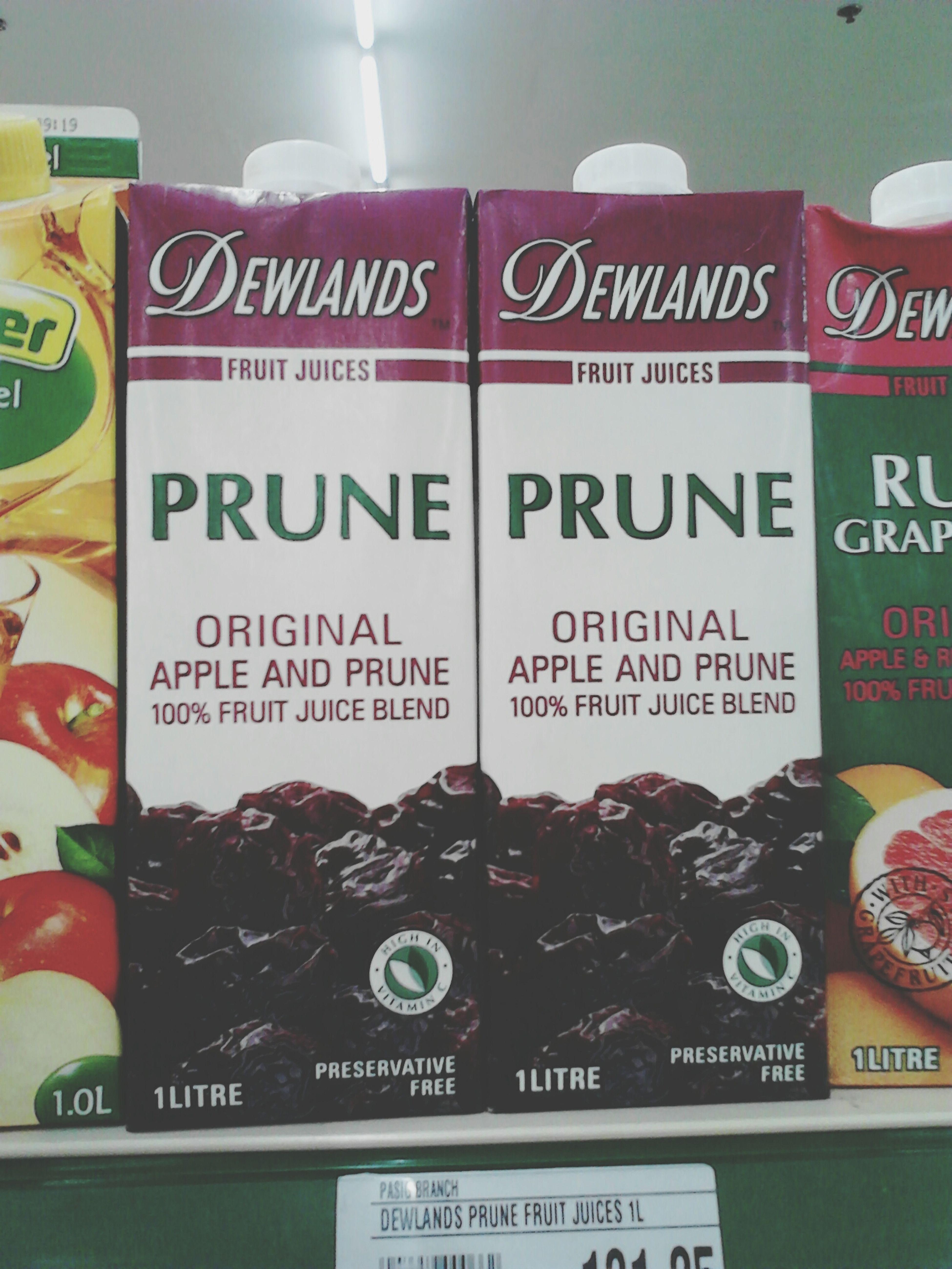 Prunes. Seriously. Ew. Grocery Shopping Drinks Prunes Juice