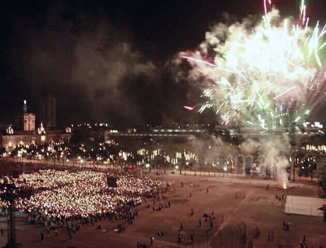 Fireworks of the end and beginning Enjoying Life Nostagia Fireworks FireWorkDisplay OldMemories Festivalseason