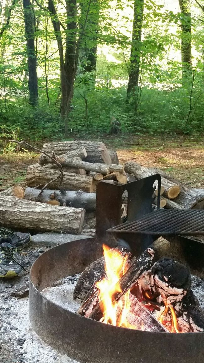 Campfire#nature# Being Adventurous Eye4photography  My Happiness