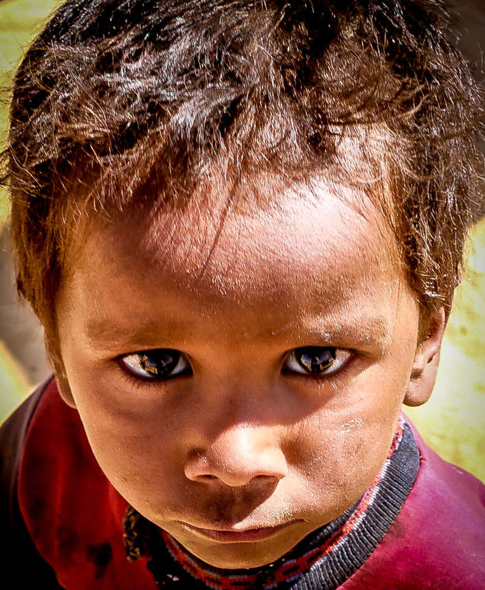 Boys Child Childhood Children Only Close-up Day Gap Toothed Human Body Part Human Eye Human Face Looking At Camera Males  One Person Outdoors People Poor  Poor Children Portrait Real People Visionary