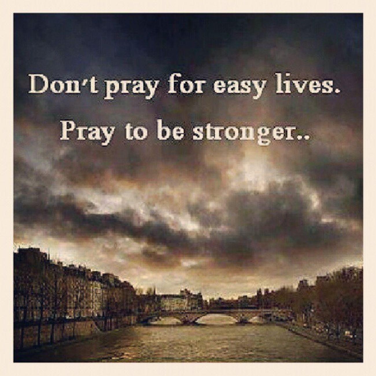Be strong! Positiveoutlooks
