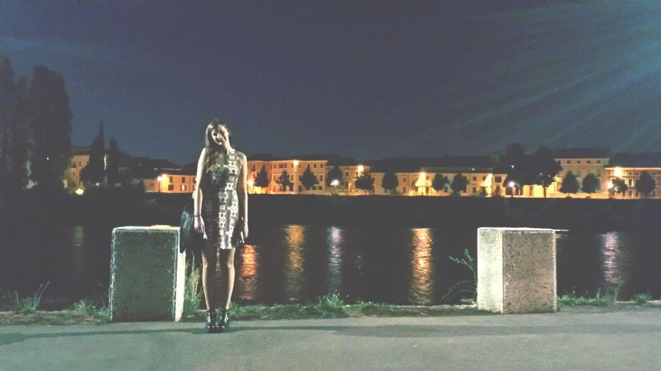 •Adige• Verona Verona Italy Verona In Love Adige Italia Italiangirl Compleanno Vestito Sabatosera  Sabatoseratop