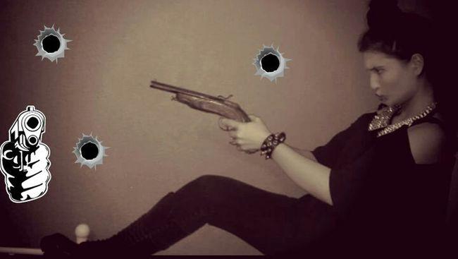 Bang Bang Gangsta Lyfe Gangstachick Vip77 Cool That's Me Fashion&love&beauty Style ✌ Exlusive Crazy