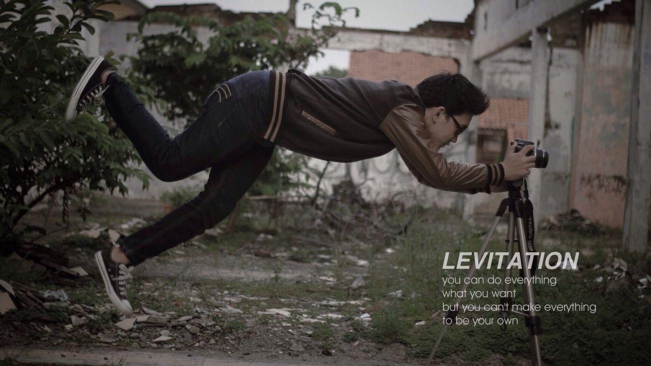 Jump jump jump! Levitation Hello World