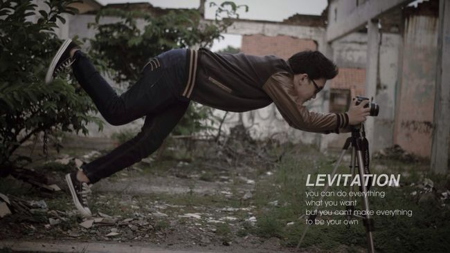 Jump jump jump! Levitation Hello World