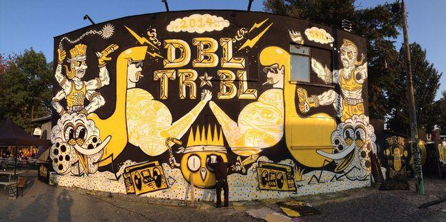 Dubl Trubl Berlin Streetart Friedrichshain
