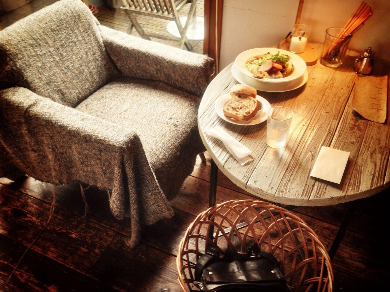 Lunch Cafe Pot-au-feu