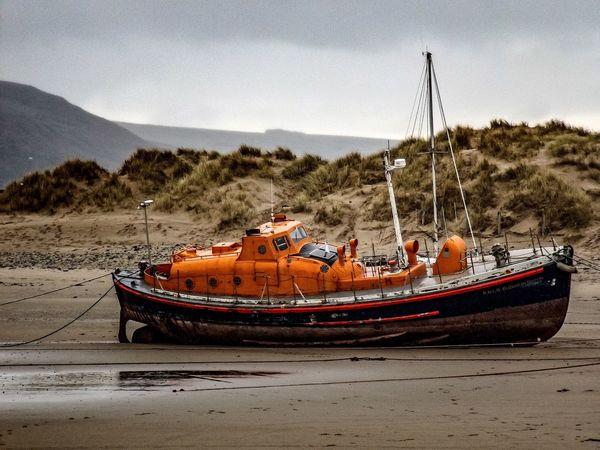 Low tide Sand Beach Photography Life Is A Beach Lifeboat RNLI