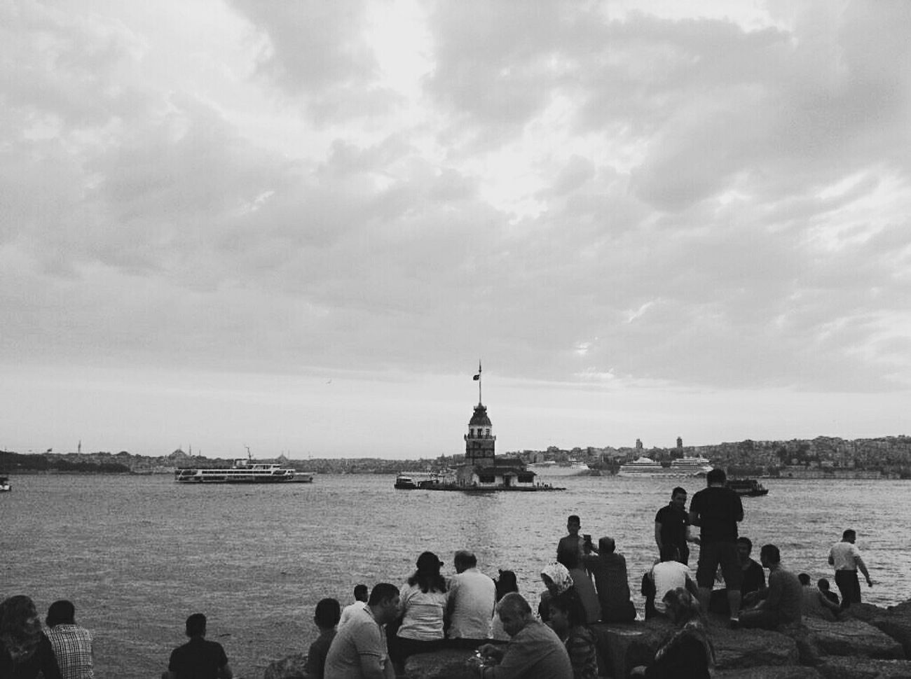 Vscogood Afterlight Bluesky Sea Vscoturkey Vscodaily Vscogrid Turkishfollowers Istanbul Turkey Vscogallery