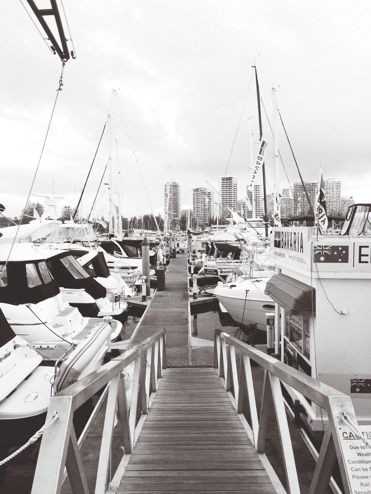 Marina IPhoneography Capa Filter
