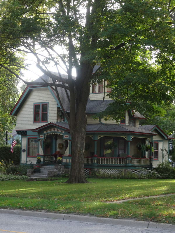 Building Exterior Architecture Gingerbreadhouse Victorian Houses Historicalplaces No Filter No Edit The Purist(No Edit,no Filter) Pure Michigan Showcase September History Built Structure Architecture