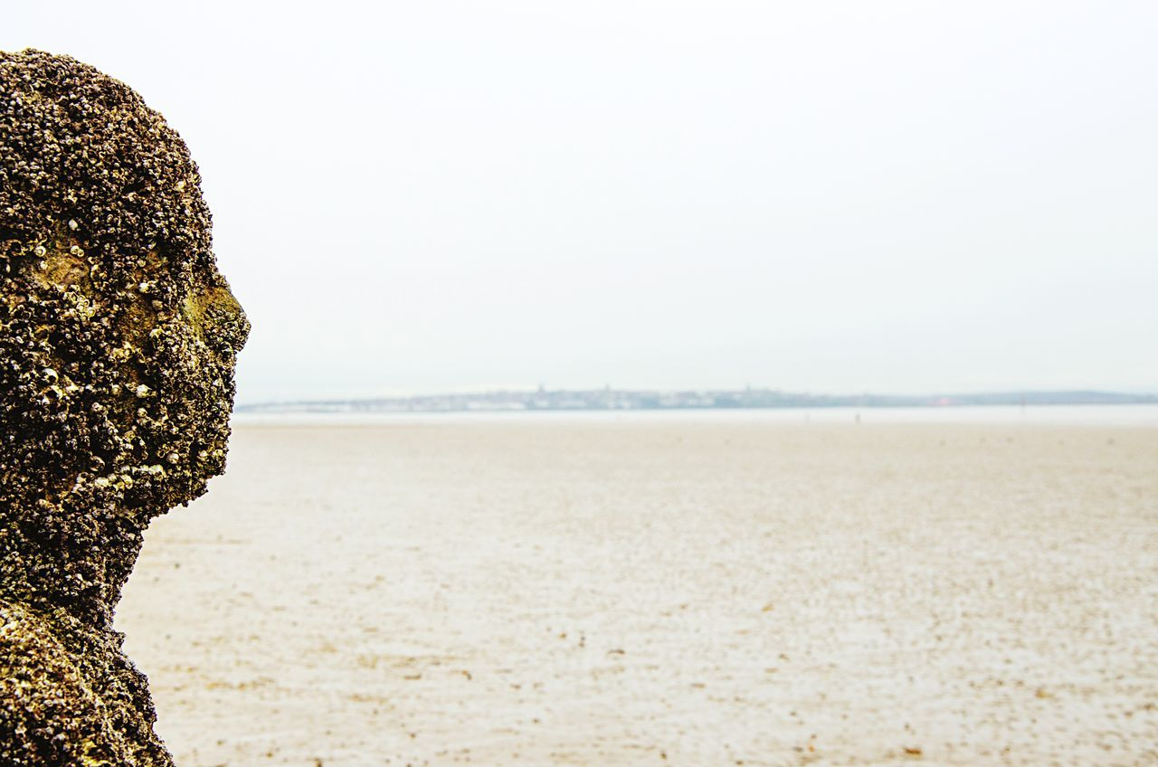 Another Place By Anthony Gormley Crosby Beach